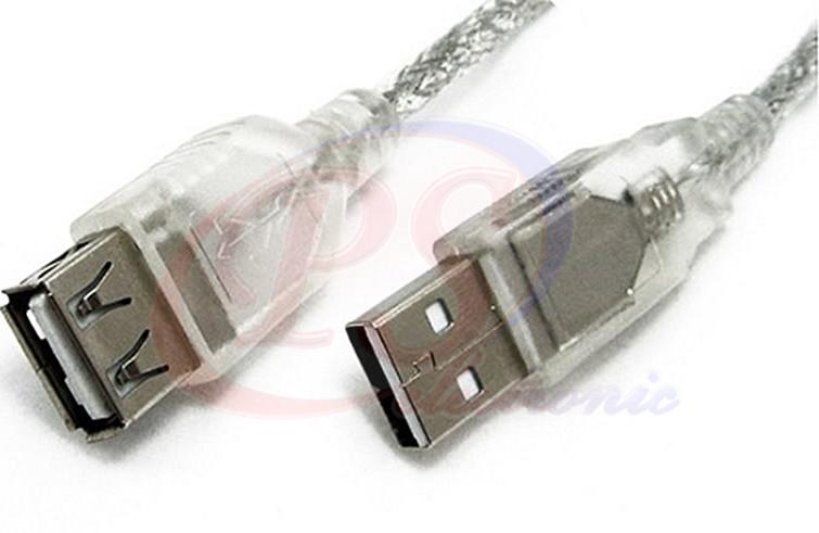 USB M/F 10M V2.0 ใส