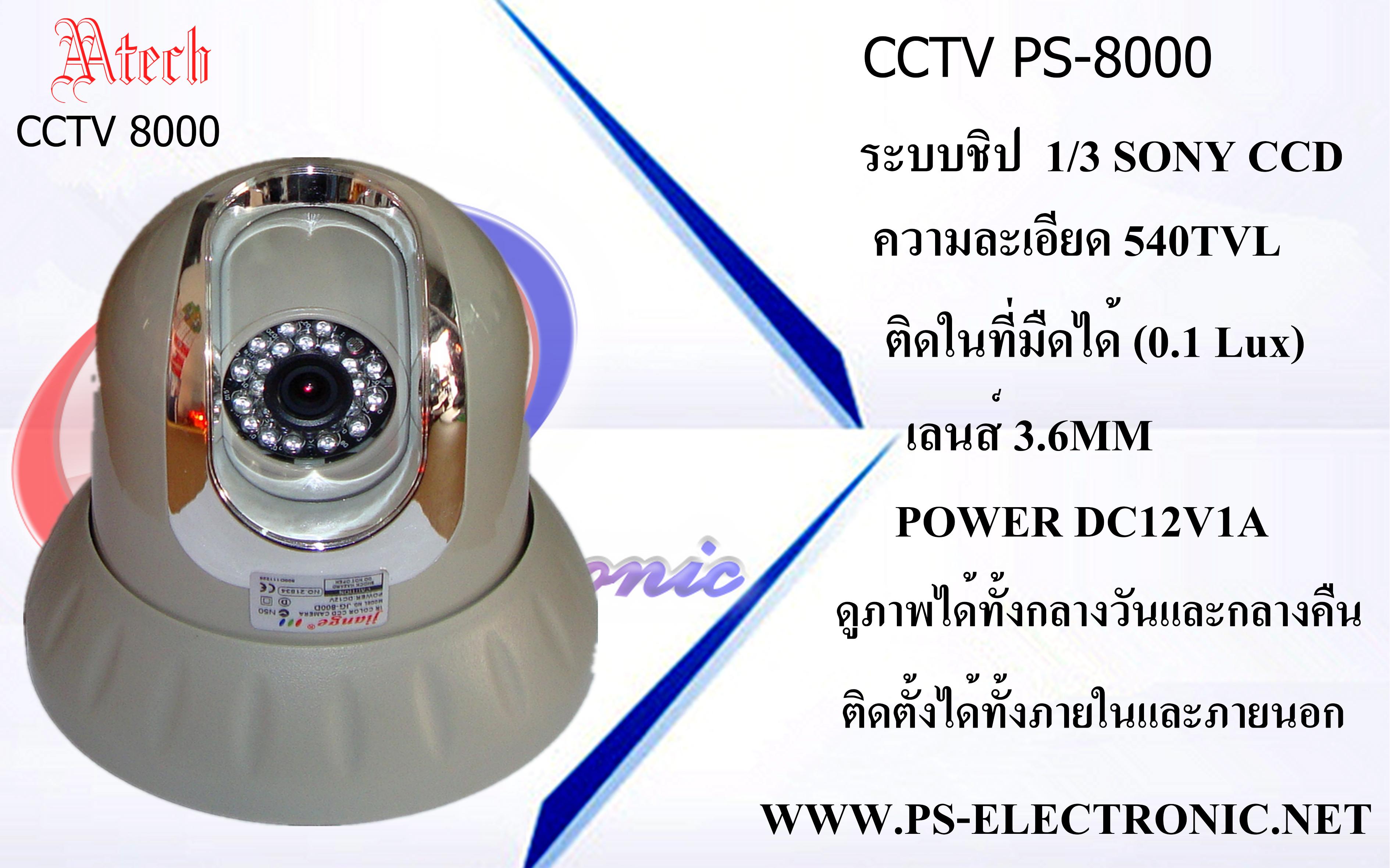 CCTV PS800D