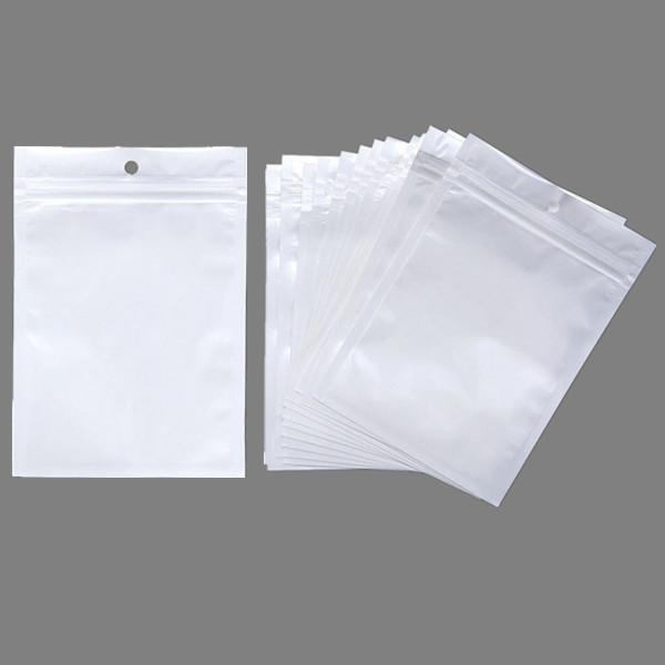 Clear Pearl Plastic Bag ถุง 11cm X 18cm แพ็ค100ใบ