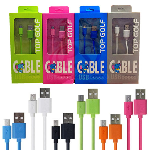 CABLE USB  MICRO TOP GOLF 2372
