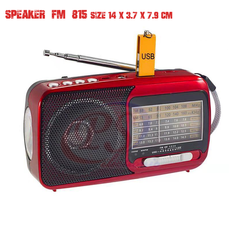 ลำโพงวิทยุ R-815UT