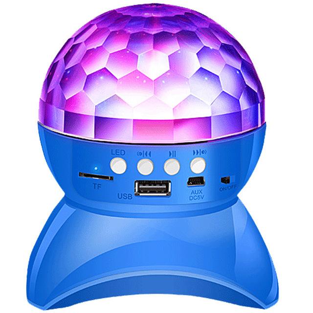 SPEAKER BLUETOOTH LED LIGHT L740